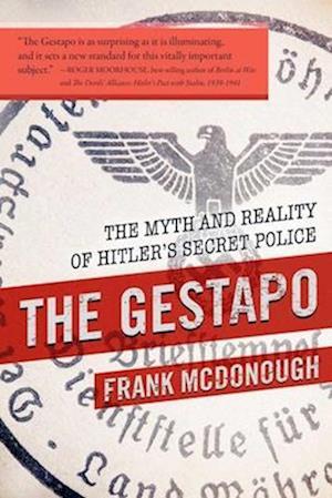 Bog, hardback The Gestapo af Frank Mcdonough