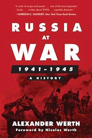Bog, paperback Russia at War, 1941-1945 af Alexander Werth