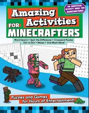 Bog, paperback Amazing Activities for Minecrafters af Amanda Brack