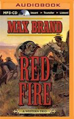 Red Fire (A Western Trio)