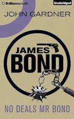 No Deals, Mr Bond (James Bond)