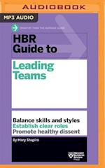 HBR Guide to Leading Teams (HBR Guide)