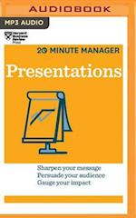 Presentations (Hbr 20 minute Manager)