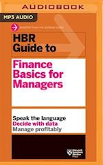 HBR Guide to Finance Basics for Managers (HBR Guide)