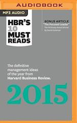 HBR's 10 Must Reads 2015 (HBR's 10 Must Reads)