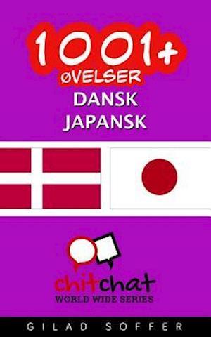 1001+ Ovelser Dansk - Japansk af Gilad Soffer