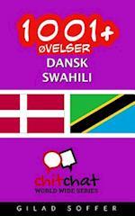 1001+ Ovelser Dansk - Swahili af Gilad Soffer