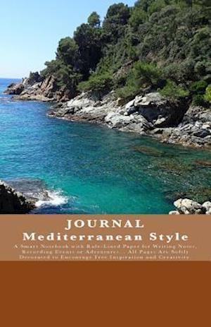 Journal Mediterranean Style af Victoria Joly