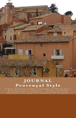 Journal Provencal Style af Victoria Joly