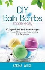 DIY Bath Bombs Made Easy af Karina Wilde