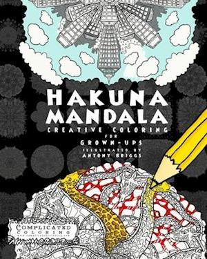 Hakuna Mandala af Complicated Coloring