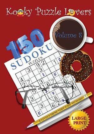 Sudoku Puzzle Book af Kooky Puzzle Lovers