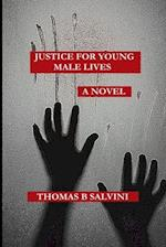 Justice for Young Male Lives af Thomas B. Salvini