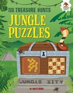 Jungle Puzzles (Brain Game Treasure Hunts)