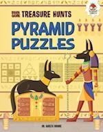 Pyramid Puzzles (Brain Game Treasure Hunts)
