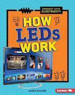 How LEDs Work (Connect With Electricity)