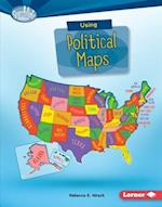 Using Political Maps (Searchlight Books)