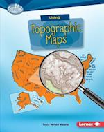 Using Topographic Maps (Searchlight Books)