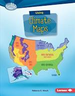 Using Climate Maps (Searchlight Books)