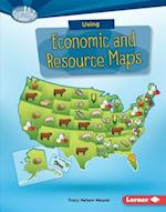 Using Economic and Resource Maps (Searchlight Books)