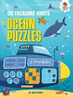 Ocean Puzzles (Brain Game Treasure Hunts)