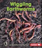 Wiggling Earthworms (First Step Nonfiction)