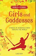 Girls and Goddesses (World of Stories)