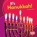 It's Hanukkah! (Bumba Books Its a Holiday)