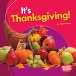It's Thanksgiving! (Bumba Books Its a Holiday)