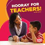 Hooray for Teachers! (Bumba Books Hooray for Community Helpers)