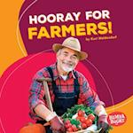 Hooray for Farmers! (Bumba Books Hooray for Community Helpers)
