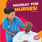Hooray for Nurses! (Bumba Books Hooray for Community Helpers)