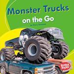 Monster Trucks on the Go (Bumba Books Machines That Go)