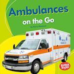 Ambulances on the Go (Bumba Books Machines That Go)