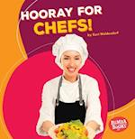 Hooray for Chefs! (Bumba Books Hooray for Community Helpers)