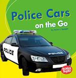 Police Cars on the Go (Bumba Books Machines That Go)