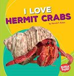 I Love Hermit Crabs (Bumba Books Pets Are the Best)