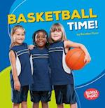 Basketball Time! (Bumba Books Sports Time)