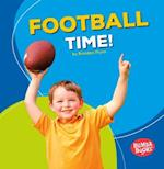 Football Time! (Bumba Books Sports Time)
