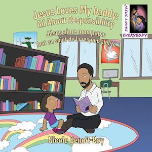 Bog, paperback Jesus Loves My Daddy af Nicole Benoit-Roy
