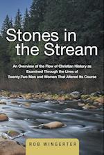 Stones in the Stream af Rob Wingerter