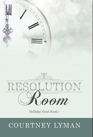 Bog, hardback Resolution Room af Courtney Lyman