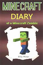 Minecraft Diary of a Minecraft Zombie af Billy Miner
