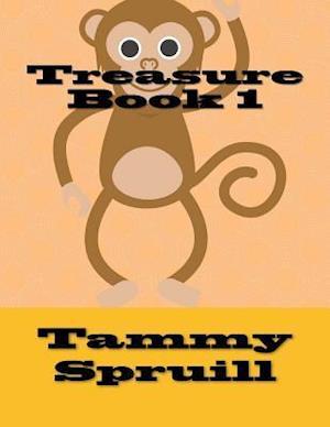 Treasure Book 1 af Tammy Spruill