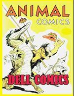 Animal Comics af Dell Comics