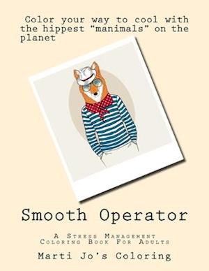 Smooth Operator af Adult Coloring Books