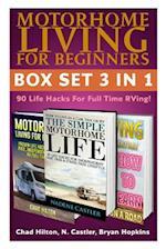 Motorhome Living for Beginners Box Set 3 in 1 af Chad Hilton, Bryan Hopkins, N. Castler