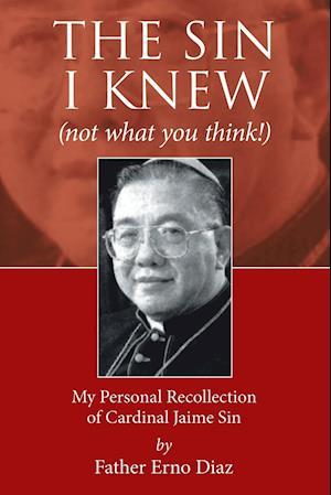 Bog, paperback The Sin I Knew (Not What You Think!) af Father Erno Diaz