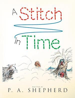 Bog, paperback A Stitch in Time af P. a. Shepherd