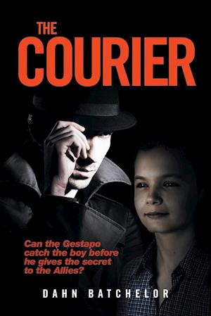 Bog, paperback The Courier af Dahn Batchelor